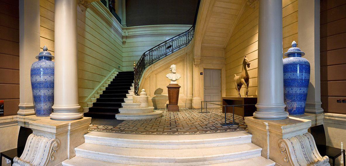 CERNUSCHI MUSEUM, PARIS, FRANCE
