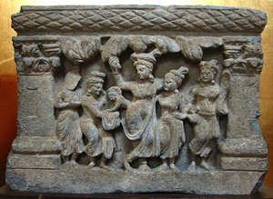 3.2.Naissance du Bouddha.Gandhara.IIe-IIIe s.