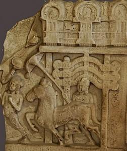 4.1.Gd Départ.Stupa-Amaravati.Ier s.BC.British Museum-