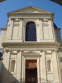 14.01.30.Missions Etrangères Chapelle