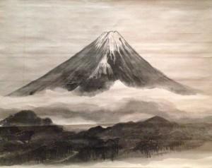 Tani Bunchô 2. Le mont Fuji