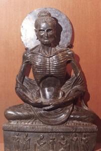 035.Lahore.2099.Bouddha ascète