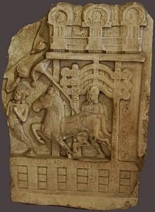 Gd Départ.Stupa-Amaravati.Ier s.BC.British Museum-