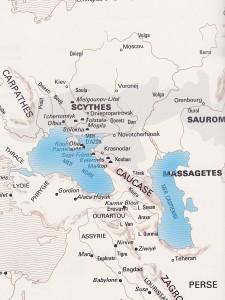 Scythes et Sarmates copie