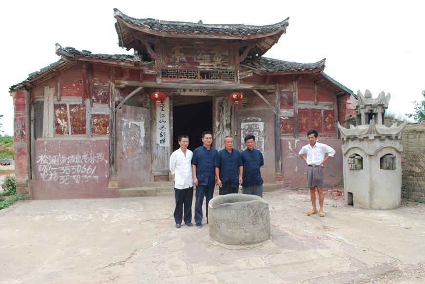 3.temple local Nanchang