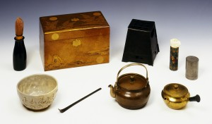 16.02.29.Travelling Tea Service, Japan, 19th century