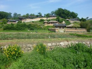 Village de Yang Dong. Dynastie Choson