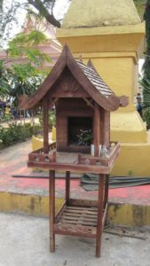 Phi ta khon, Buddhism and spirit worship in the Isan region