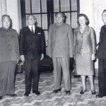 Cinquante ans de relations franco-chinoises,