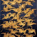Les textiles fukusa et l'échange de dons au Japon