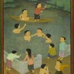 Vietnamese painting in the twentieth century.