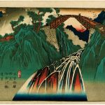 Travel on the road of Kisokaidō. From Hiroshige to Kuniyoshi