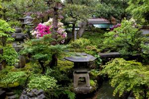 Nomura House. Kanazawa. © Anne-Elizabeth Cabée / Robert Lavayssière.